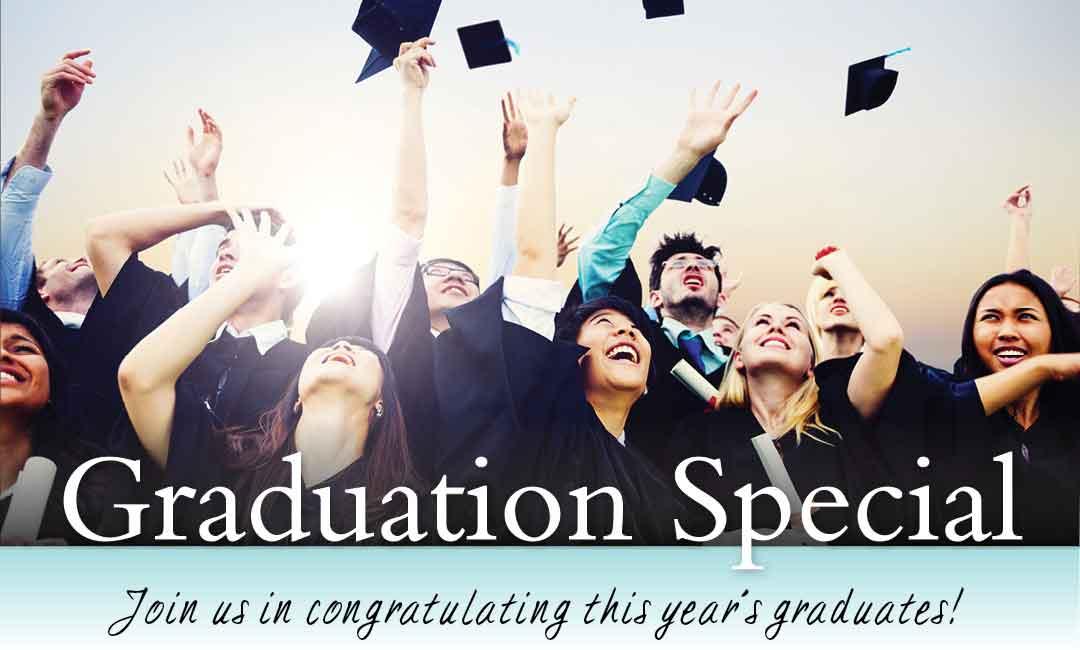 Graduation Ads Celebration