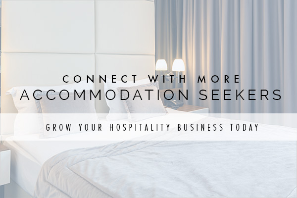 Connect with more Accomondation Seekers